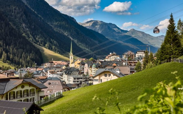 Holiday in Ischgl